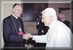 FOCUS - here SSPX Bishop Richard Williamson responds to
